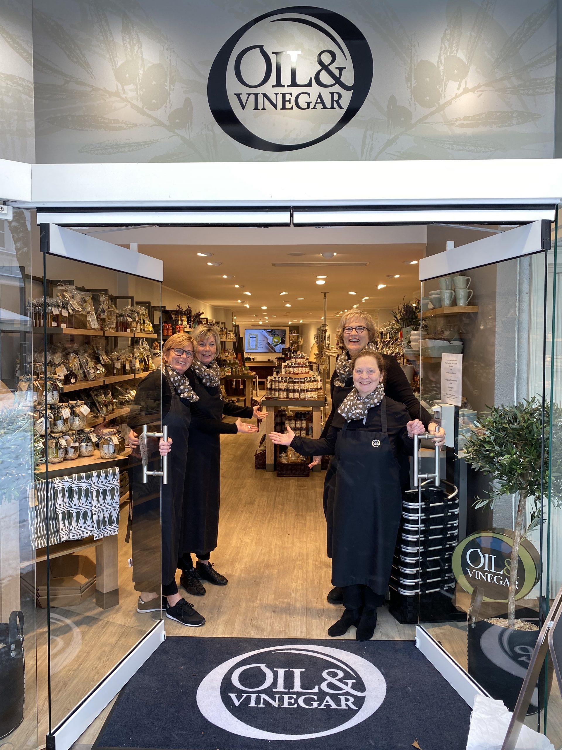 Neuer Shop in Kempen