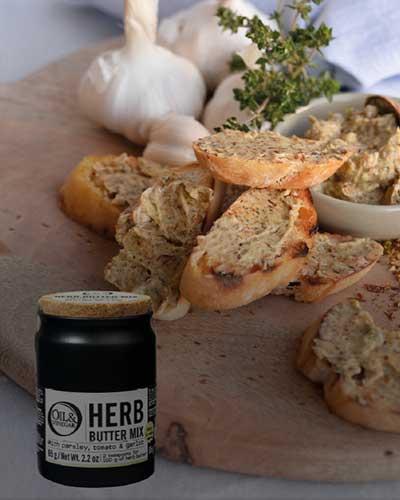 Anwender-Tipp: Herb Butter Mix